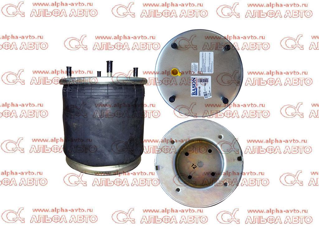 Sampa SP55810-K Пневморессора 810K в сборе металический стакан