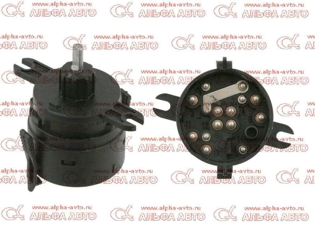 HD-parts 317015 Переключатель Scania 3 света