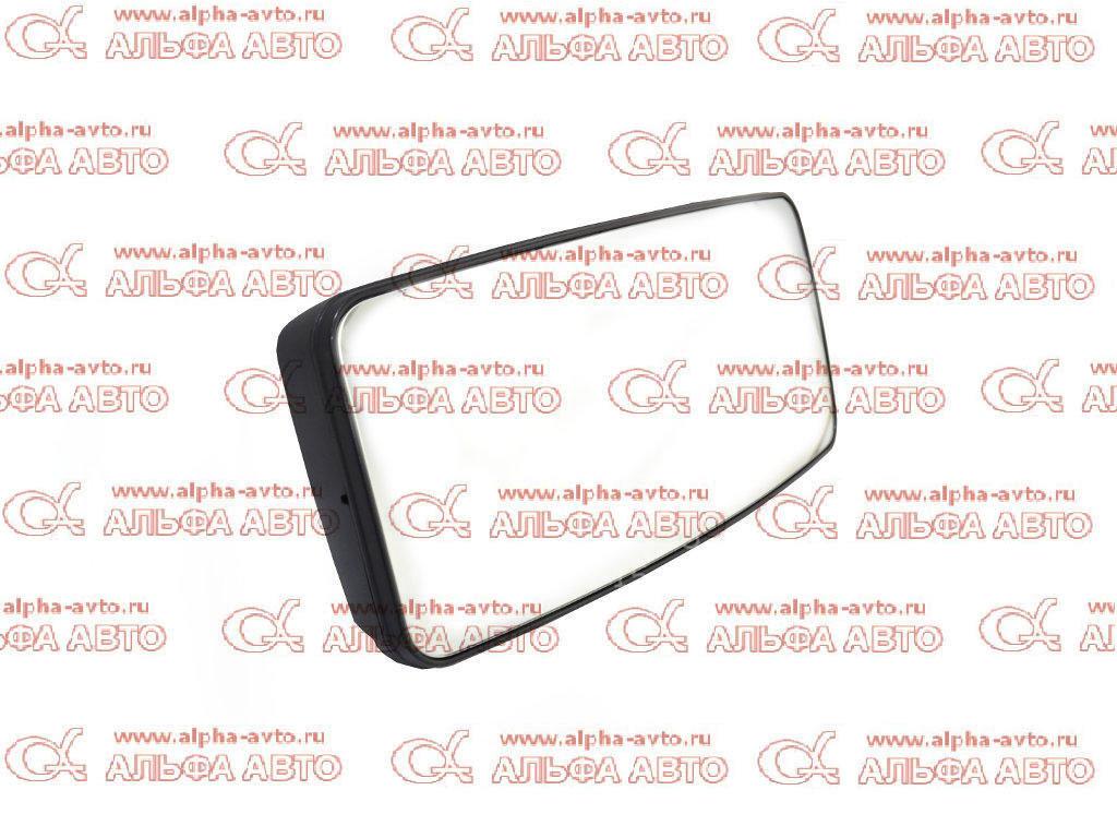 TR 001100R Зеркало боковое  DAF 205х384 правое