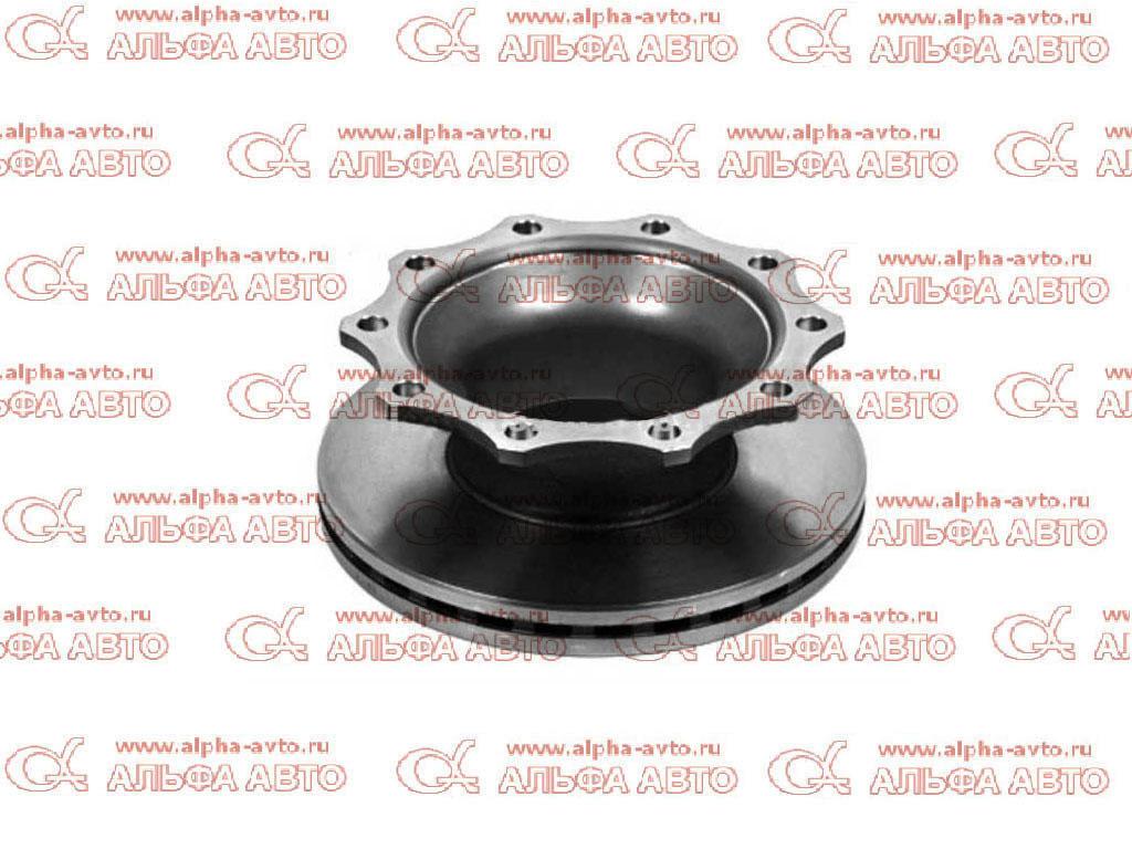 Emmerre 960353 Диск тормозной SAF SKRS 9022K/11222K 430x45x160.5