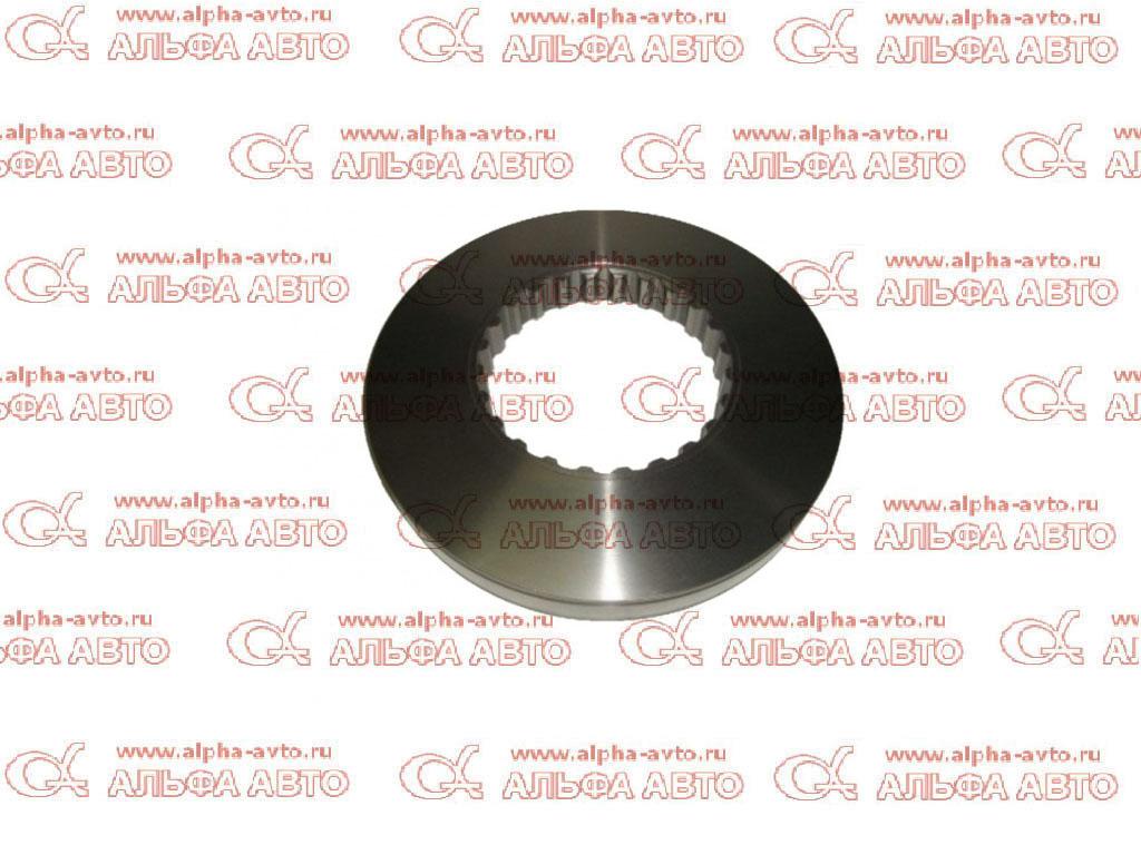 Marchall M2000005 Диск тормозной Volvo FH 434/220x45 невентилируемый