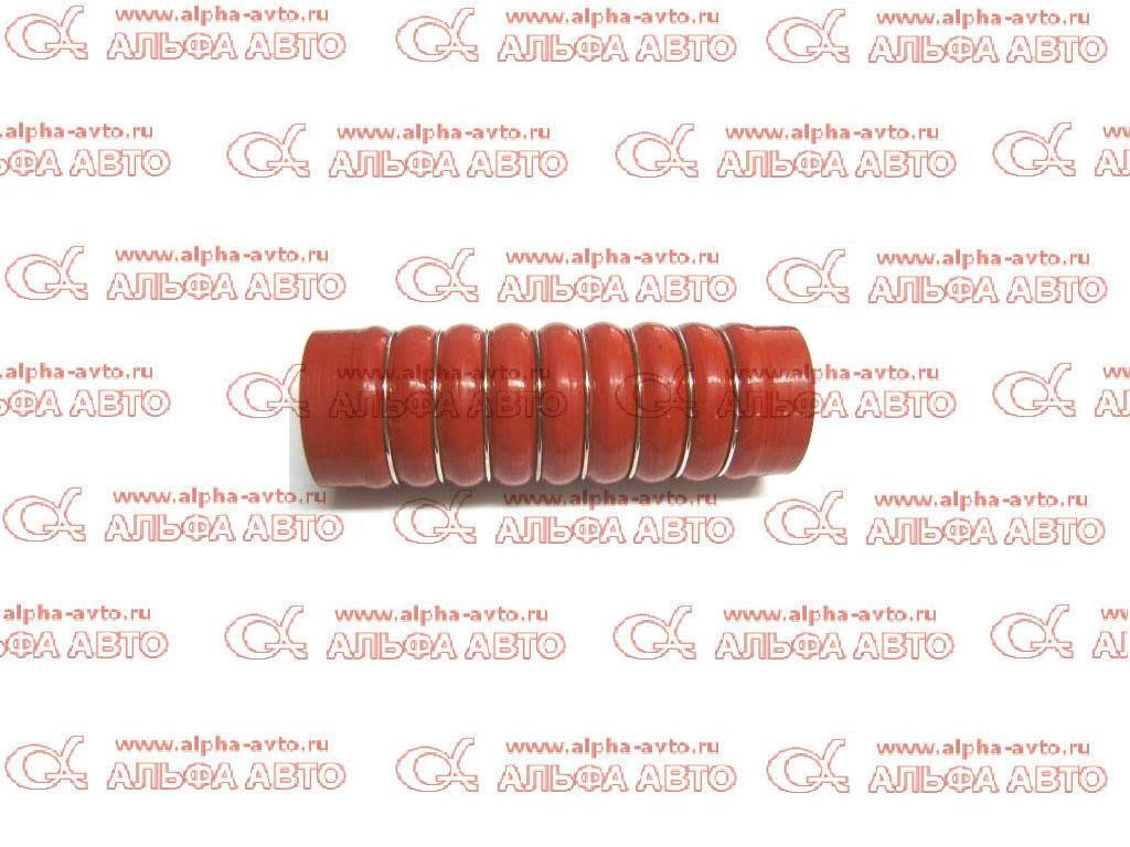 Diesel Technic 316403 Патрубок интеркулера MAN от турбины 110x235 mm.