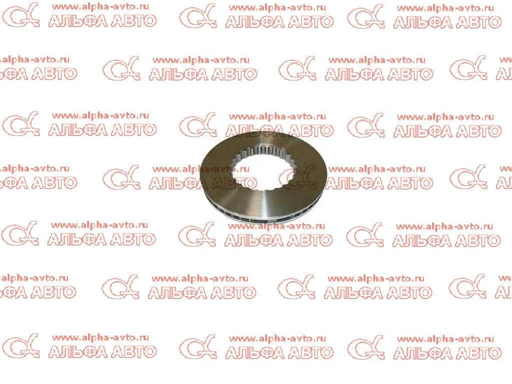 Fomar 540362PRO Диск тормозной Volvo FH 434/220x45 вентилируемый