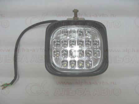 AT15714 Фонарь рабочего освещения 12V 105x115 светодиодный
