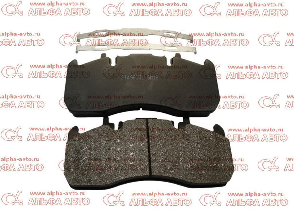 Nippon ACV077K Колодки дисковые 29173/29203 Volvo FL/FH.Magnum/Premium/Midlum зад