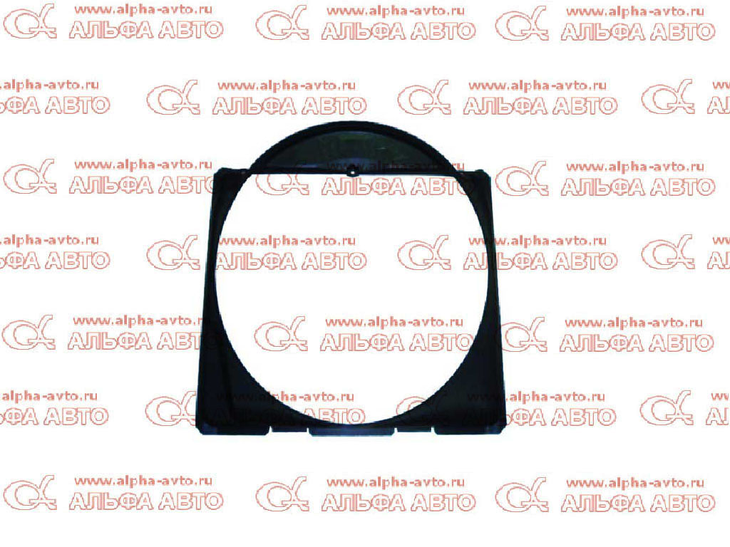 Sampa 042045 Диффузор вентилятора Scania