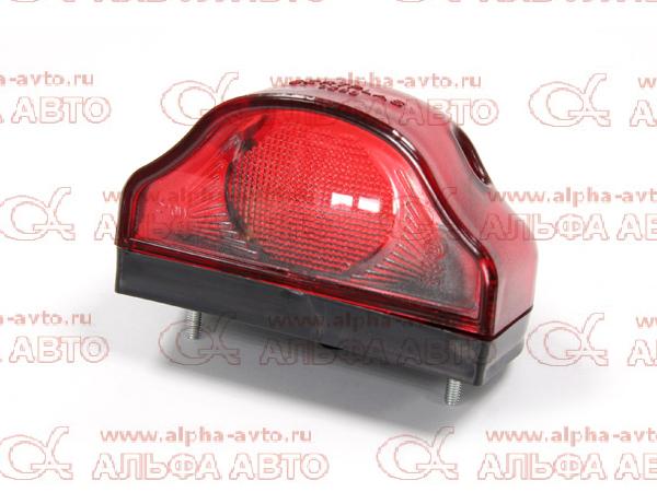 ТD-50-392В Подсветка номера (Турция пластиковая)
