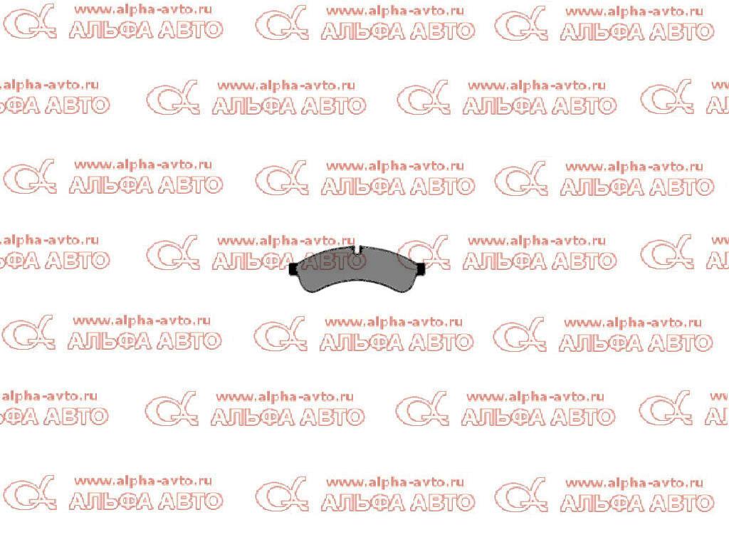 TRW GDB1780 Колодки дисковые 29231 Iveco Daily IV 2012> задние