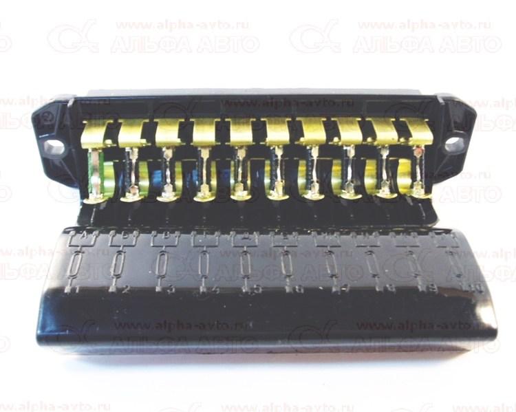 ПР 112 Блок предохранителей ВАЗ 2101-07 10 контактный