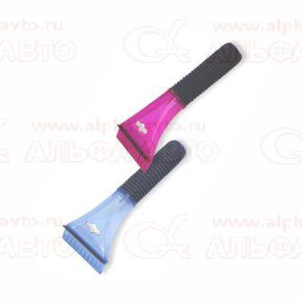 СА-559 Скребок для льда 504 пластиковая ручка 10см