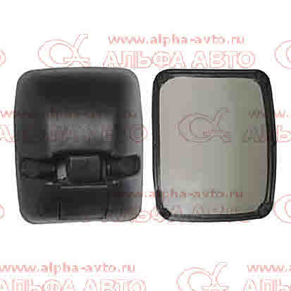 205х170 ZL-104 Зеркало боковое 5399 А малое     ZL-01-51-006