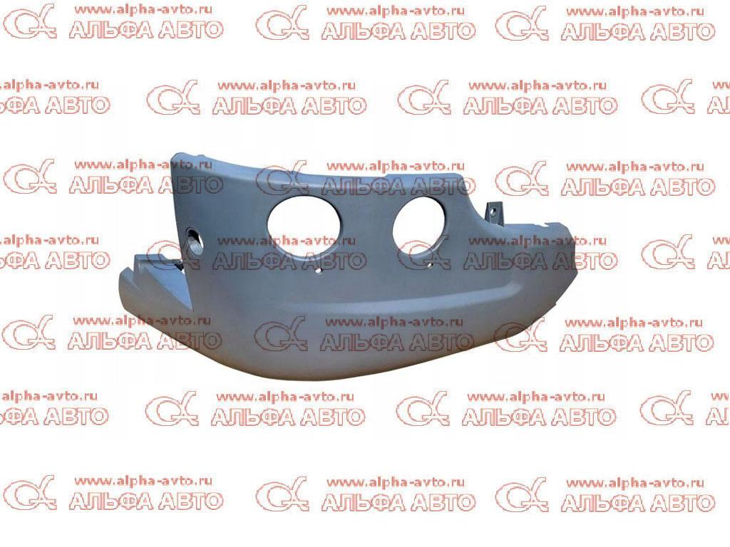 HTP HTP6P006R Угол бампера Scania CG/CR new серия правый