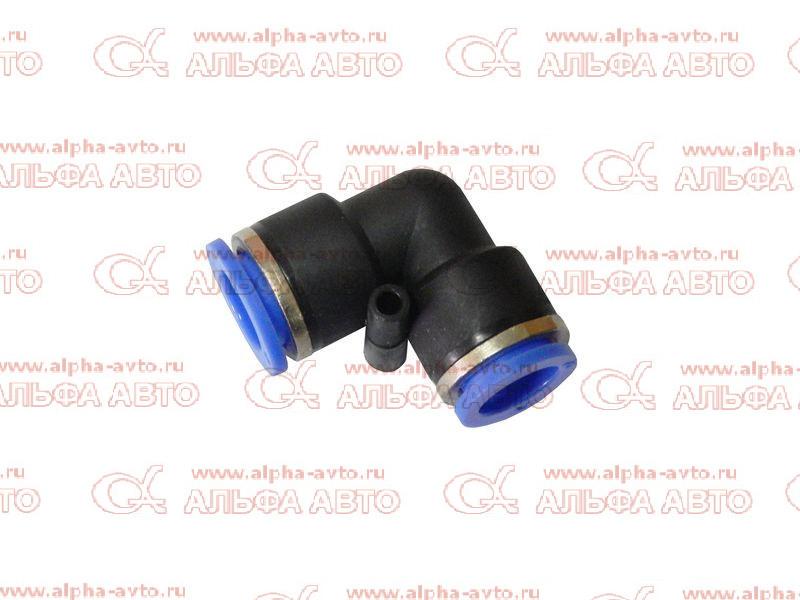 INF.11.CUT10 Соединитель резьбовой тройник для тормозых трубок D=10