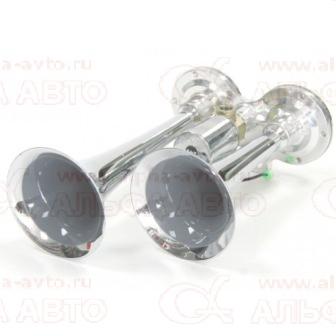 GP-2 Сигнал пневматический двухрожковый 12v