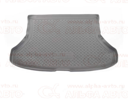 Коврик багажника Toyota Land Cruiser 200 2012г> 5мест