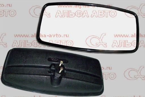 230х230 Зеркало боковое МАЗ-ЕВРО 24V