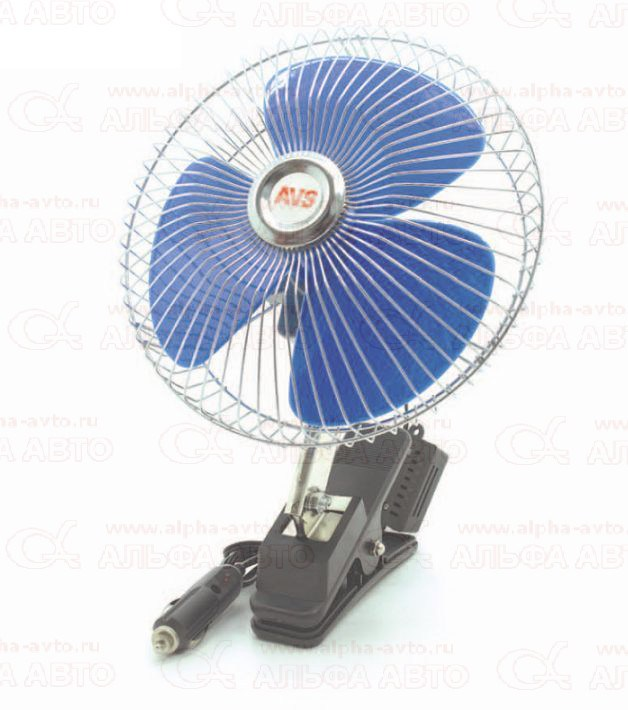 Вентилятор  12V