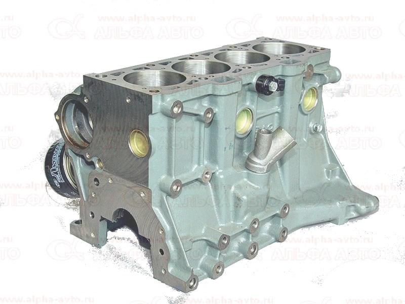 11183-100201110 Блок цилиндров ВАЗ 21118