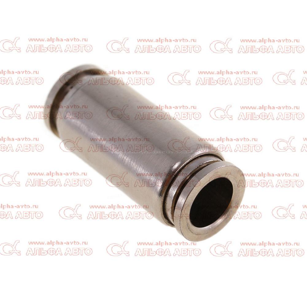 MPUC Соединитель К для торм. трубок 6-12мм (метал)