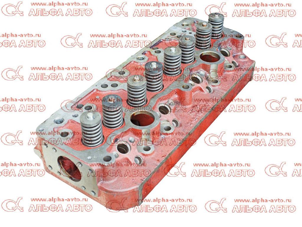 245-1003012-Б3 Головка блока цилиндров ЗИЛ,ГАЗ,ПАЗ Евро-4