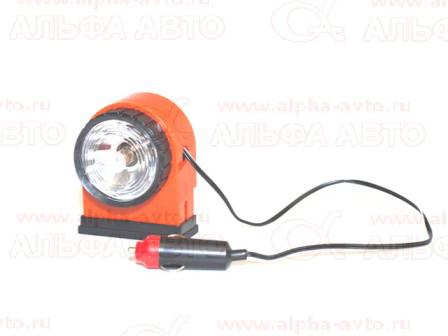 RL781 Лампа переносная на магните с пркуривателем 12В