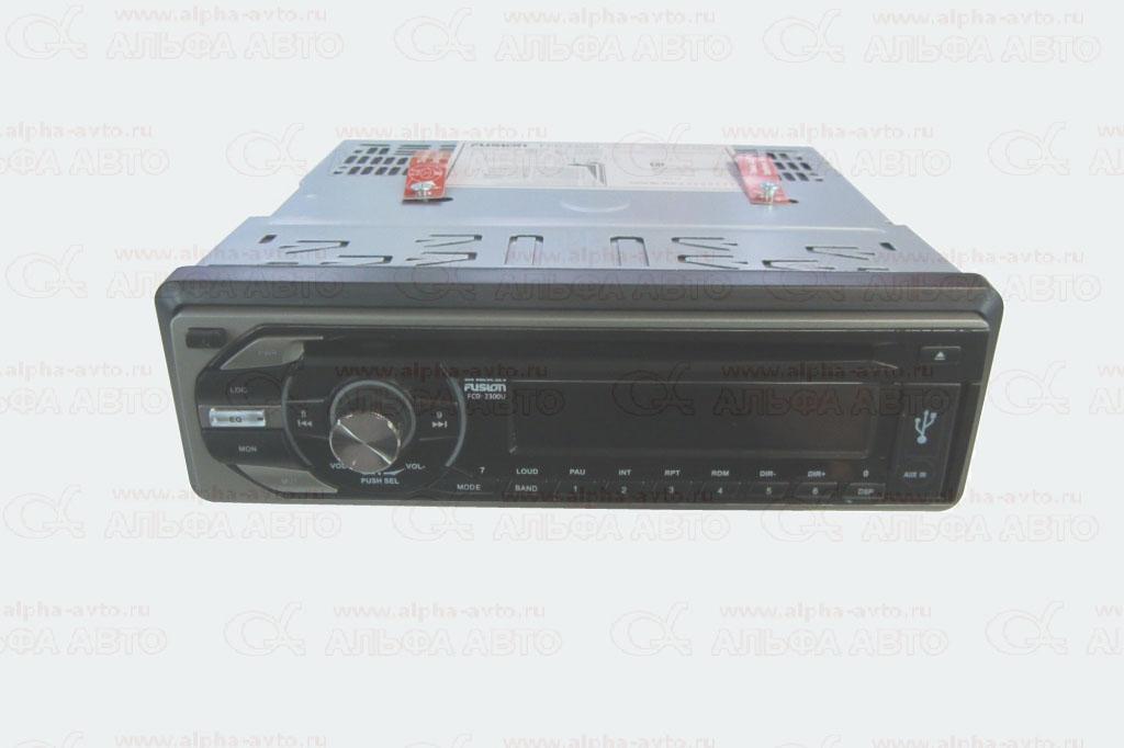 FCD-2300U Магнитола FUSION CD, MP3, USB