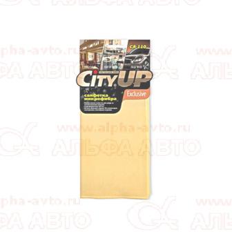 СА-110 Салфетка микрофибра Exclusive 34x34см