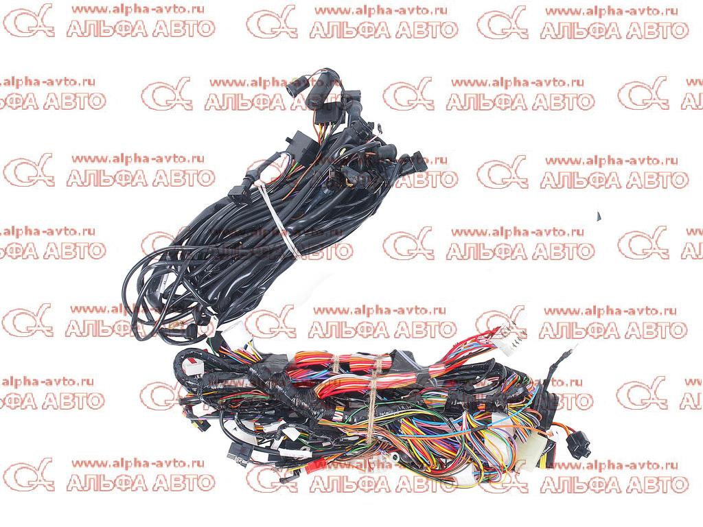 33104-3724014 Автопроводка ГАЗ-3310 полный комплект (с 2009)