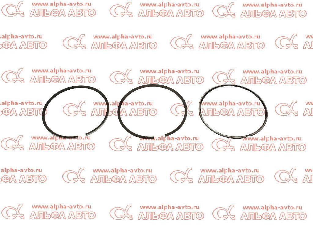 Mahle 00968N0 Кольца поршневые  Iveco  d125 3,5x3x4 Cursor 10
