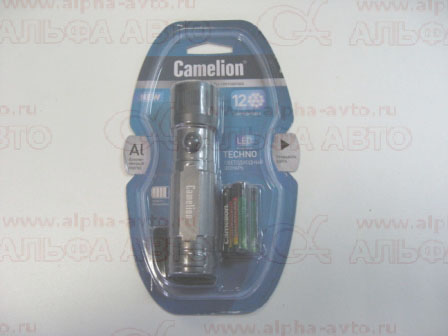 led5108-12 Фонарь Camelion 12led 3xR03