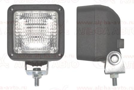 АТ15738 Фонарь рабочего освещения 10-30V 48W 110х110мм 16Led