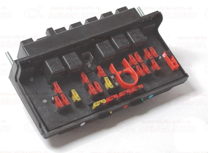 521.3722 Блок предохранителей ВАЗ 2104-07 инжектор
