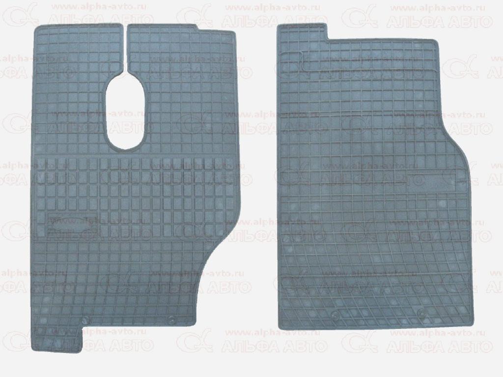 0078 MPI Коврики MB Actros MP1 резиновые