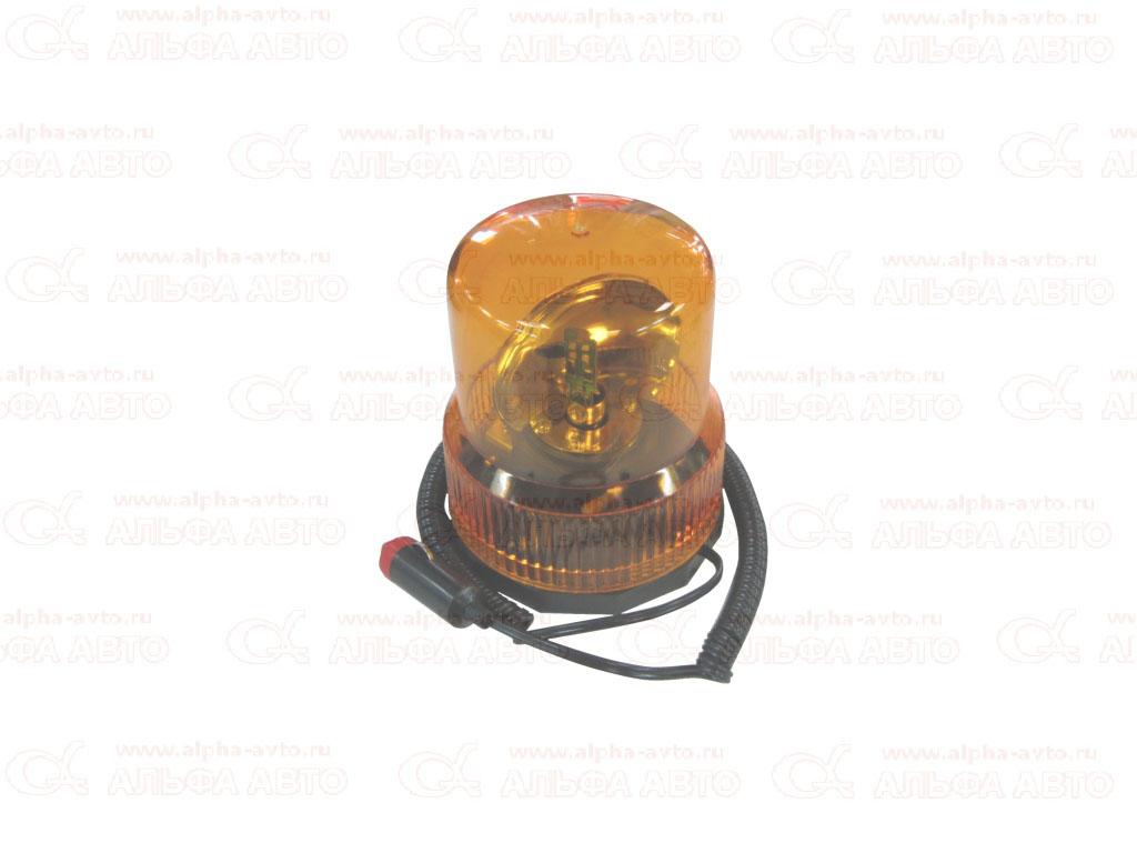 AT-122/12 Led Маяк 12V на магните (стакан) светодиодный