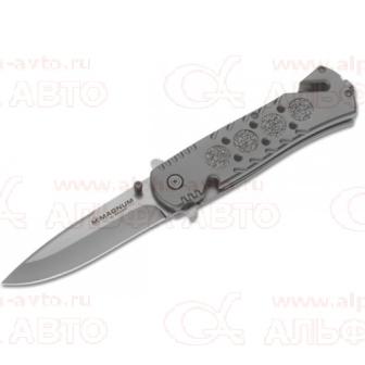 01LL200 Нож Magnum Dark Lifesaver