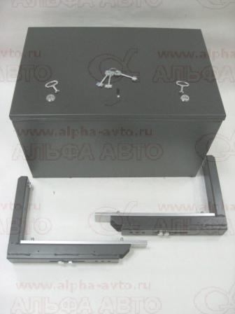 ИЯ-6035 Ящик стальной 600х400х350 Газель