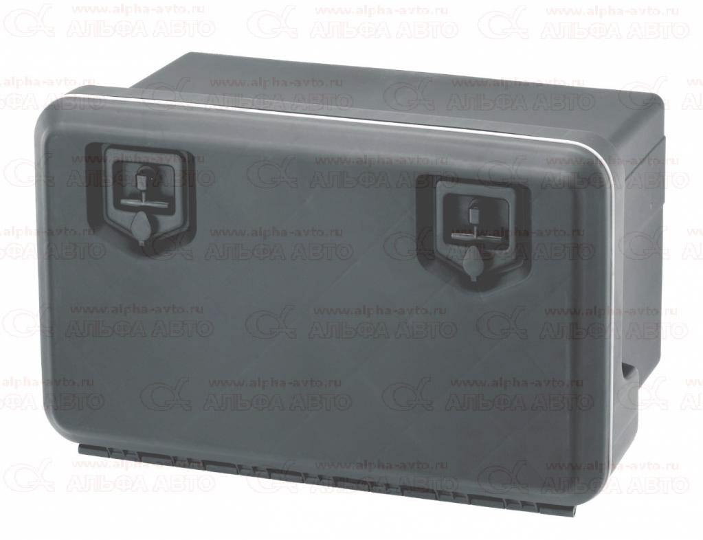 81006 Ящик пластиковый 830х500х470 Daken