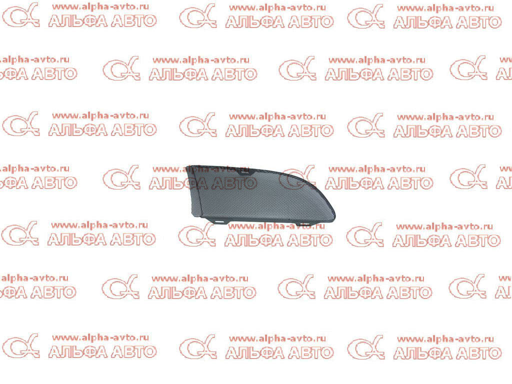 Covind  SCR/144 Заглушка решетки Scania P/R левая