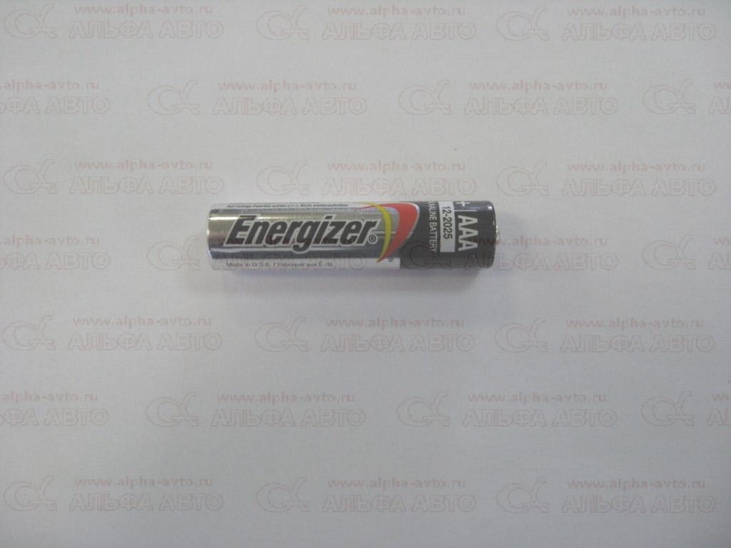 AAА Батарейка 1,5В LR03 Energizer