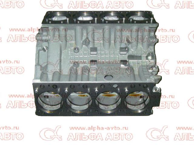 740.21-1002012-21 Блок цилиндров КАМАЗ в сборе с распредвалом (двигатель 740,7403) замена 740