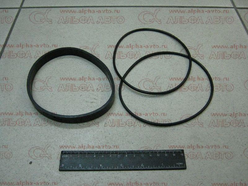 658-1002023/024/040 Комплект уплотнительных колец на гильзу ЯМЗ-658
