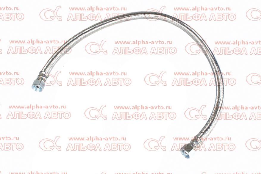 4310-3506442 Шланг тормозной КАМАЗ (24*24) в металической оплетке