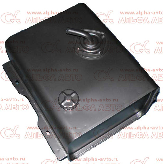 6522-8608010 Бак маслянный КАМАЗ-6520 (гидробак) .