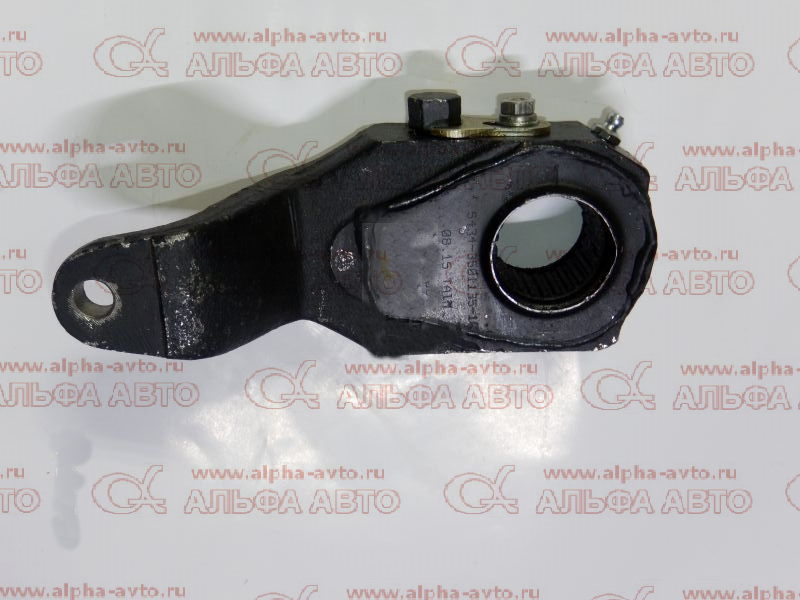 5434-3501136-010 Рычаг тормозной регулировочный правый МАЗ-ЕВРО (не автомат)