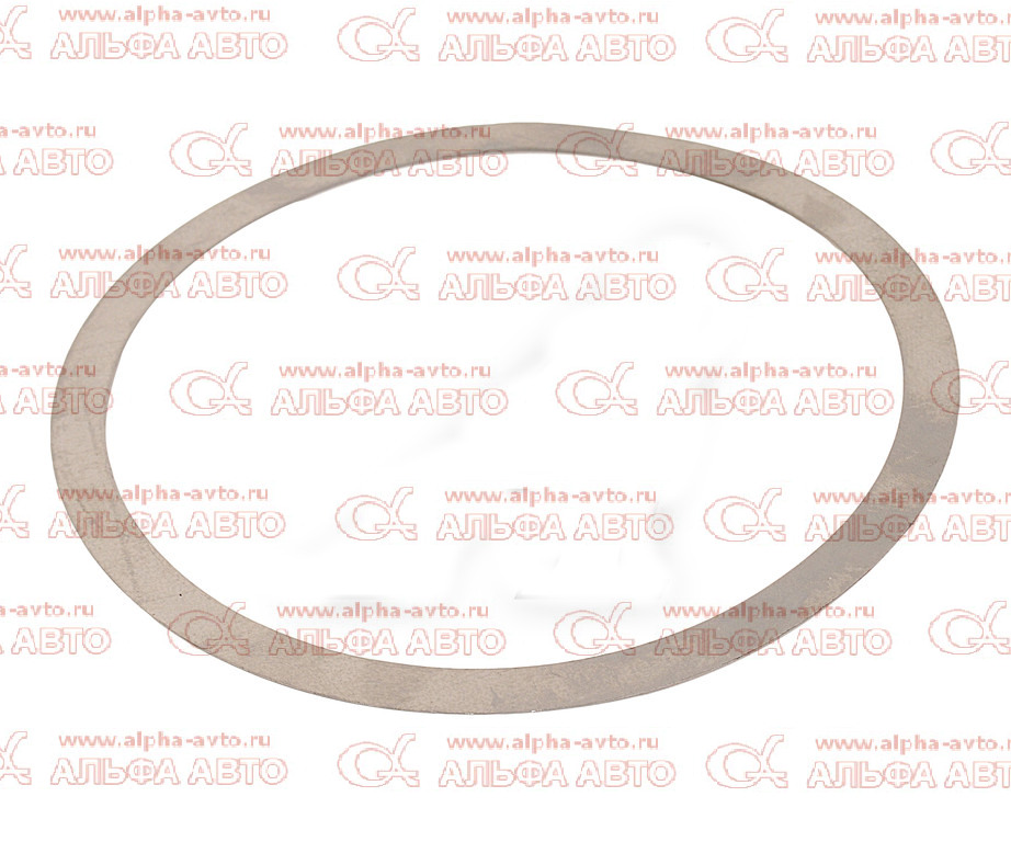 201.1701036 Прокладка регулировочная (толстая 0,3мм) КПП ВМ ЯМЗ