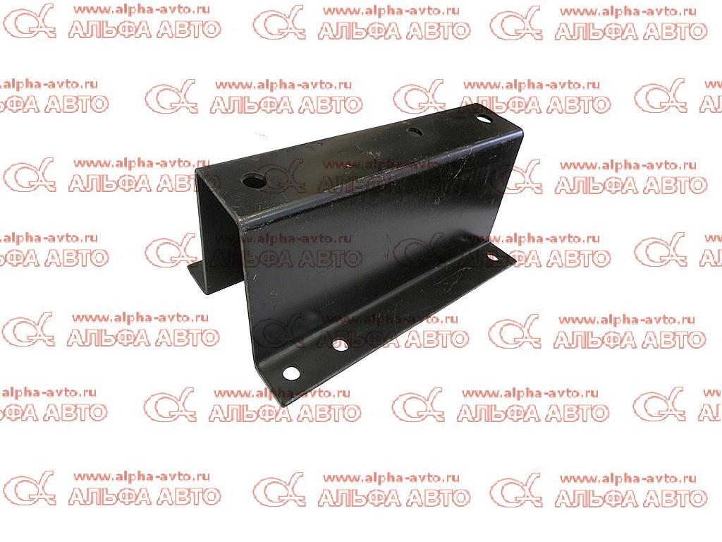 33104-2202120 Кронштейн скобы подвесного подшипника ГАЗ-3310