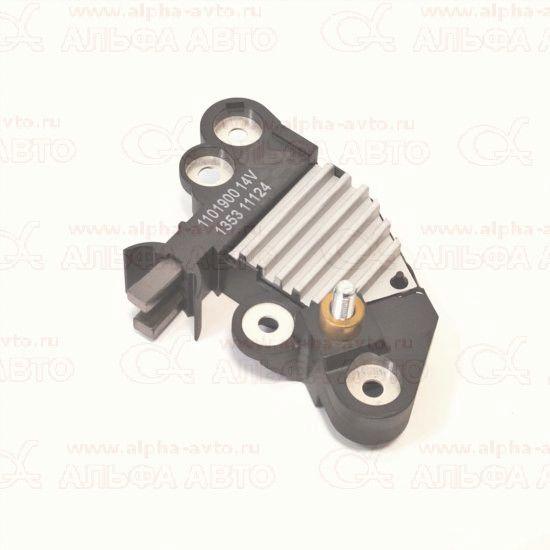 1101900 Реле регулятор напряжения ГАЗ 3302 двигатель Камминс