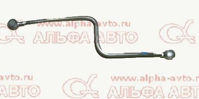 740.50-1111568-90 Трубка подвода масла к ТНВД КАМАЗ ЕВРО-2