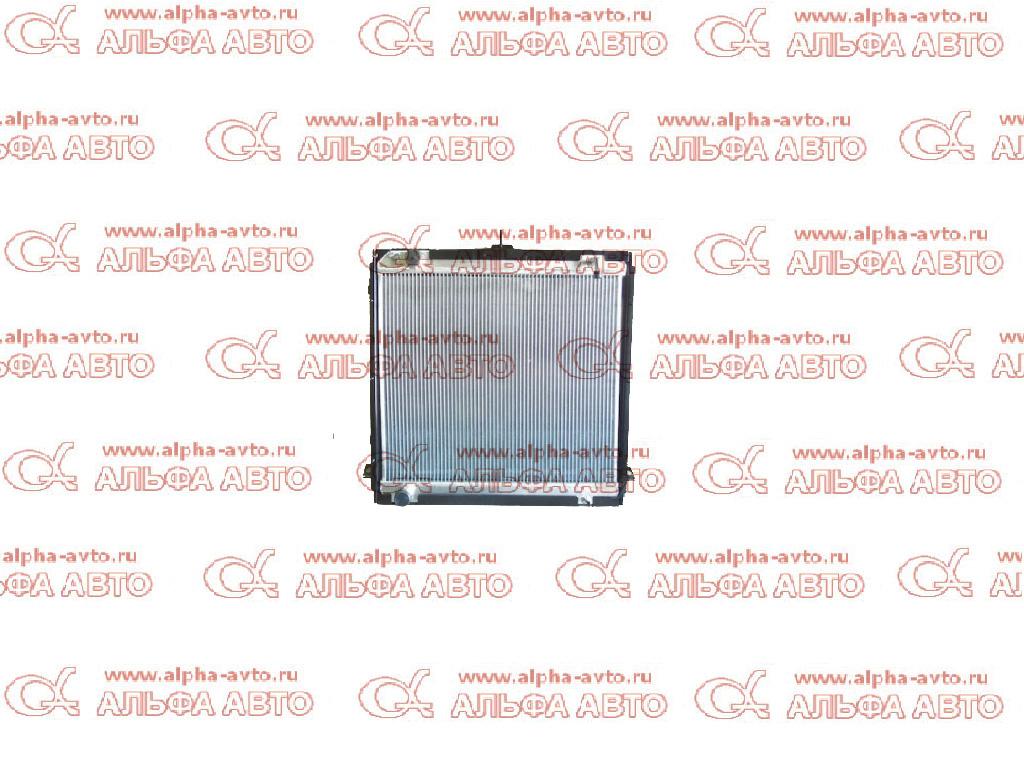 LRc 0341 Радиатор охлаждения ГАЗон Next дв. ЯМЗ-534