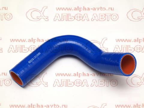 65115-1311049 Патрубок расширительного бачка КАМАЗ ЕВРО